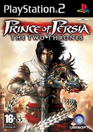 Prince of Persia The Two Thrones - PS2