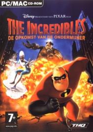 The Incredibles De Opkomst van de Ondermijner