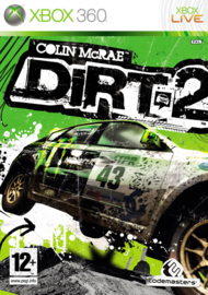 Colin McRae Dirt 2 - Xbox 360