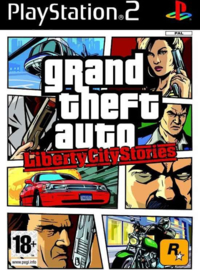 Grand Theft Auto Liberty City Stories (zonder handleiding) - PS2