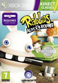 Rabbids Alive & Kicking - Xbox 360