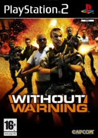 Without Warning - PS2