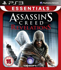 Assasin's Creed Revelations essentials - PS3