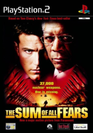 The Sum of All Fears - PS2