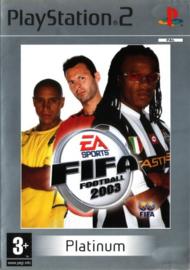 Fifa 03 Platinum