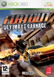FlatOut Ultimate Carnage- Xbox 360