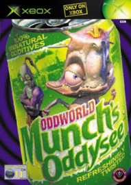 Oddworld Munch's Oddysee - Xbox