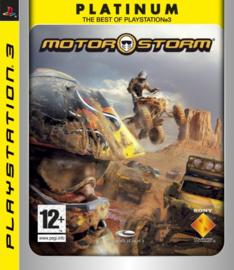 MotorStorm (Platinum) - PS3