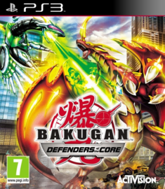 Bakugan Defenders of the Core - PS3