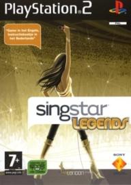 Singstar Legends - PS2