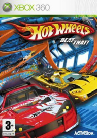 Hot Wheels Beat That - Xbox 360