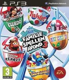Hasbro Familie Spellen Avond 3 - PS3