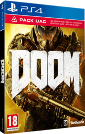 Doom UAC pakket - PS4