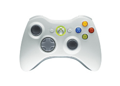 Microsoft Xbox 360 Controller  - Wit