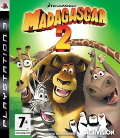 Madagascar 2 Escape to Africa - PS3