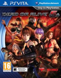 Dead or Alive 5 Plus - PS Vita