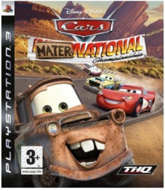 Cars De Internationale Race van Takel - PS3