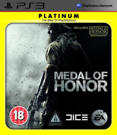 Medal of Honor Platinum - PS3