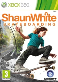 Shaun White Skateboarding - Xbox 360