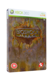 Bioshock Steelbook - Xbox 360