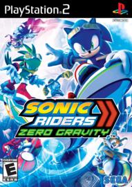 Sonic Riders Zero Gravity - PS2