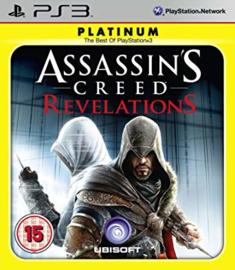 Assassin's Creed Revelations Platinum - PS3