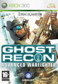 Ghost Recon Advanced Warfighter - Xbox 360