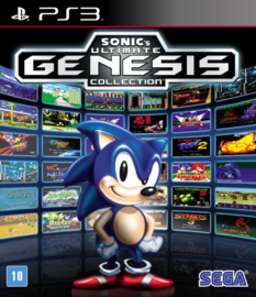 Sonic's Ultimate Genesis Collection - PS3