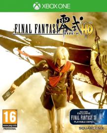 Final Fantasy Type 0 HD - Xbox One