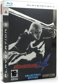 Devil May Cry 4 Limited Edition (Steelcase) - PS3