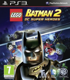 Lego Batman 2 DC Super Heroes - PS3