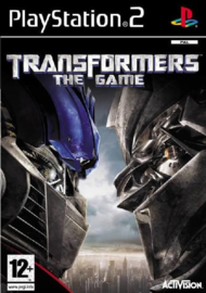 Transformers The Game - PS2