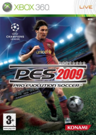 PES 2009 - Xbox 360