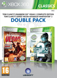 Rainbow Six Vegas 2 + Ghost Recon Advanced Warfighter 2