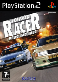 London Racer Police Madness