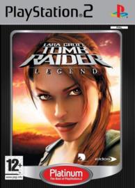 Lara Croft Tomb Raider Legend Platinum - PS2