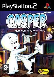 Casper en het Geestige Trio - PS2