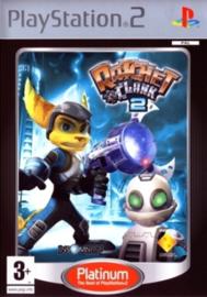 Ratchet & Clank 2 (Platinum) - PS2