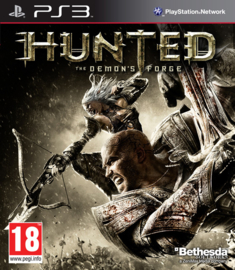 Hunted The Demon's Forge - PS3