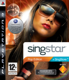 Singstar Pop Edition - PS3