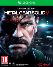 Metal Gear Solid 5 Ground Zeroes - Xbox One