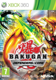 Bakugan Battle Brawlers - Xbox 360