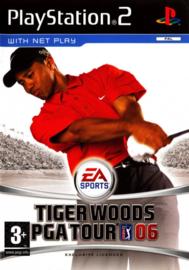 Tiger Woods PGA Tour 06 - PS2