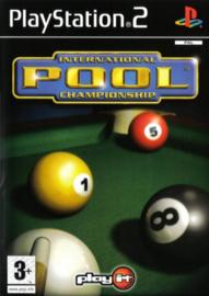 International Pool Championship - PS2