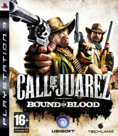 Call of Juarez Bound in Blood - PS3