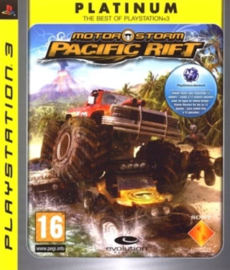 Motorstorm Pacific Rift Platinum - PS3