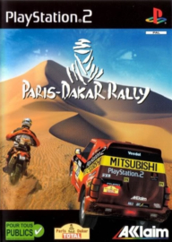 Paris Dakar Rally - PS2