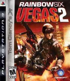 Rainbow Six Vegas 2 - PS3