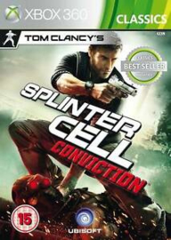 Splintercell Conviction - Xbox 360