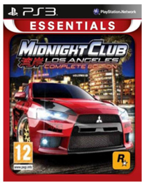Midnight Club Los Angeles Complete Edition